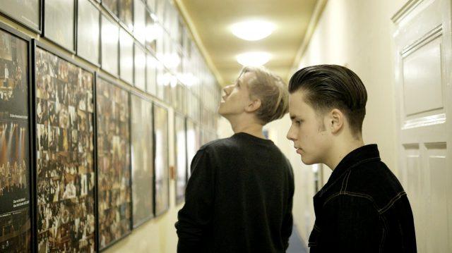 Dennis Taubner und Lorenz Knauft