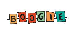 Logo Boogie Banausen